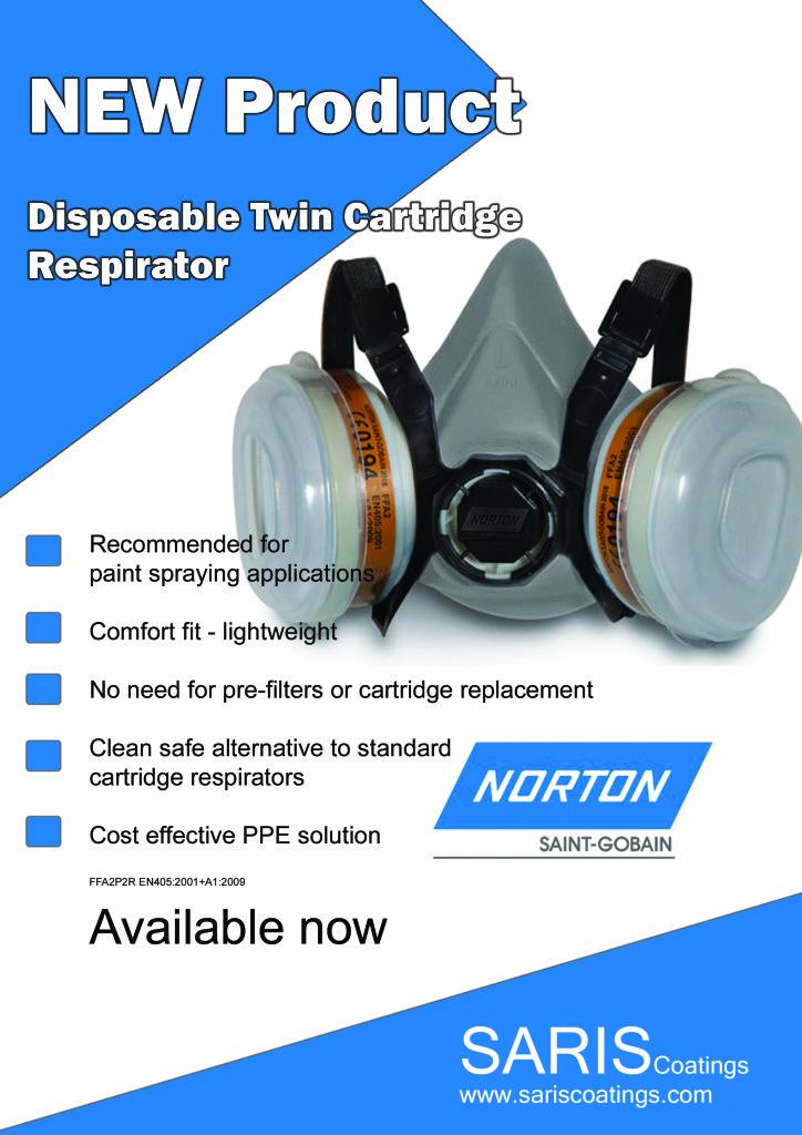 New Product  Norton Mask