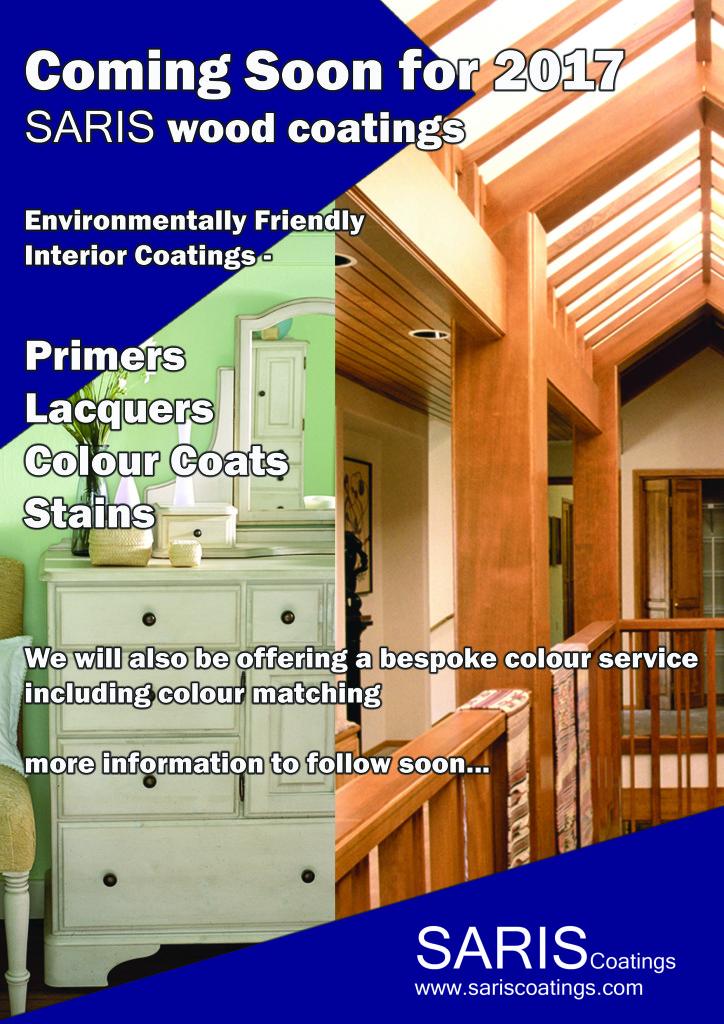 New 2017 Wood Coatings HR