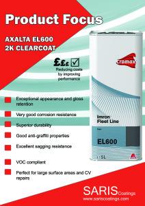 Product Focus EL600
