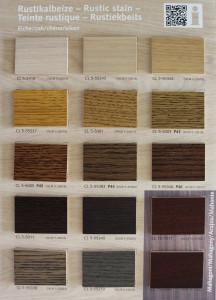 Hesse Stain Colours